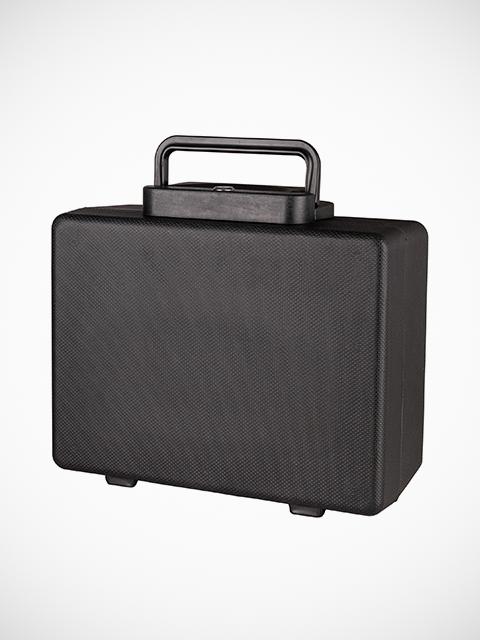 låsbar väska låda kodlås